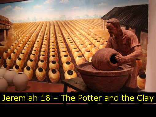 God is the potter, we are the clay (Part 1) - Write For God